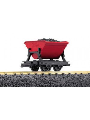 lgb 42430 FRR TIPPLE CAR RED