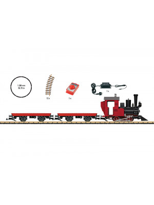 lgb 90463 building block train set