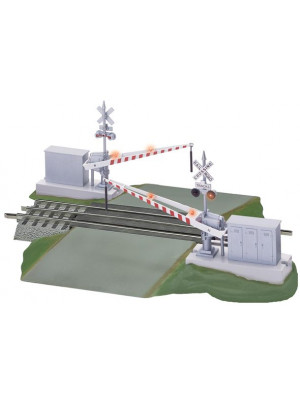 lionel 12062 fastrack crossing with gates