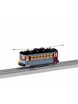 lionel 1923130 polar express trolley set