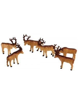 lionel 24251 polar express caribou