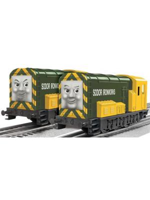 lionel 28900 arry & bert diesels