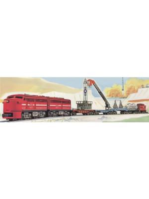 lionel 38334 pcc orbiter freight set