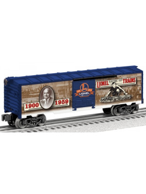 lionel 82992 115th anniversary boxcar