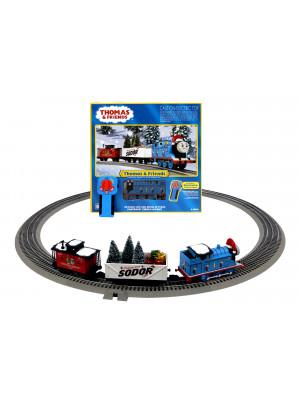lionel 85324 thomas christmas freight set
