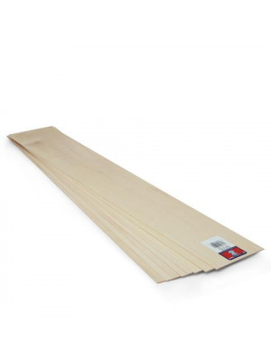 midwest products 4402 1/16 x 4 x 24 basswood sheet