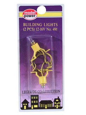 model power 491 2 building lights