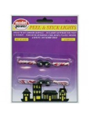 model power 510 peel 'n stick bulbs
