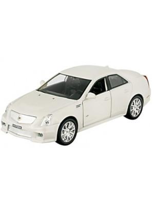model power 100433 cadillac cts-v white