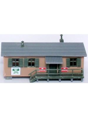 model power 2610 b/u railroad union building