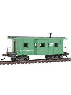model power 98245 bn bay window caboose