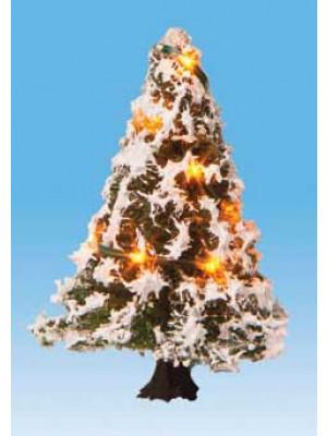 noch 22110 illuminated christmas tree 5cm
