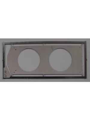 plano 186 gp38 fan hatch ho scale