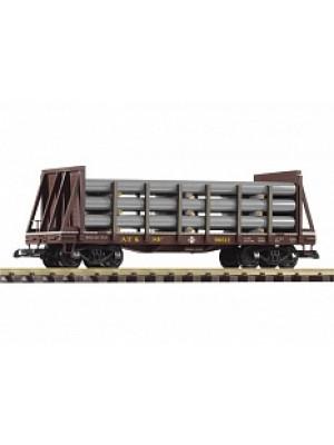 piko 38738 sf bulkhead flat w/pipe load