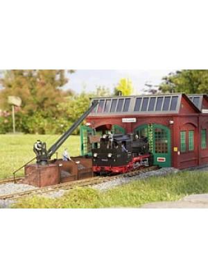 piko 62076 coaling station/crane