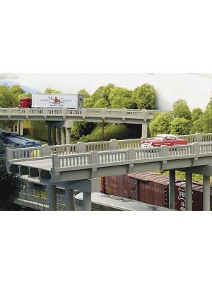 rix 102 50' highway overpass