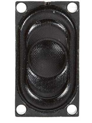 """soundtraxx 810112 oval speaker 0.56 x 1.0"""""""