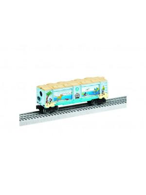 lionel 82914 disney aquarium car