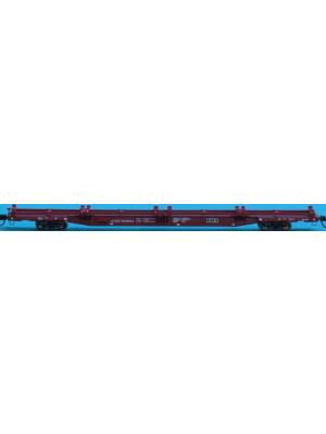 trainworx 28425 santa fe flexi-van container car