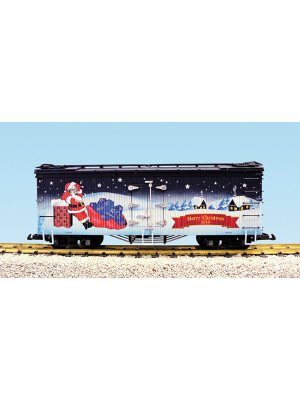 usa trains 13034 2016 christmas car