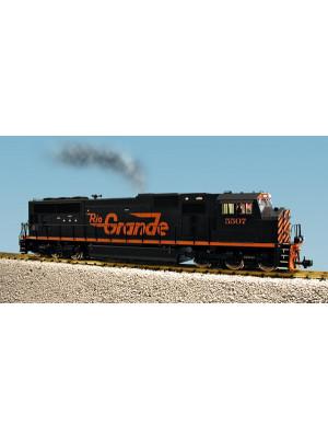 usa trains 22613 d&rgw sd70mac