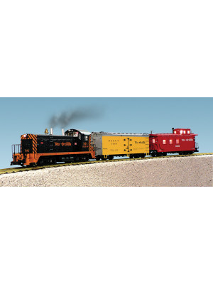usa trains 72300 drgw nw2 freight set