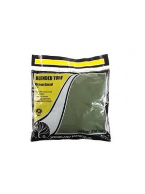 woodland scenics t49 blended turf green