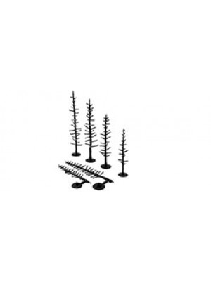 "woodland scenics tr1125 tree armature 4-6"" 44 pack"