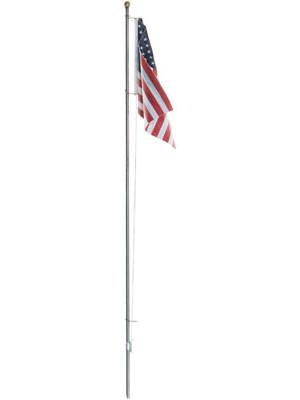 woodland scenics 5952 flagpole large w/spotlight