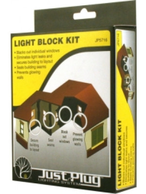 woodland scenics jp5716 light blocking kit