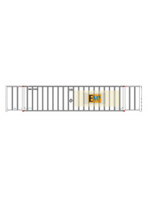 intermountain 30625 emhu patches 53' container