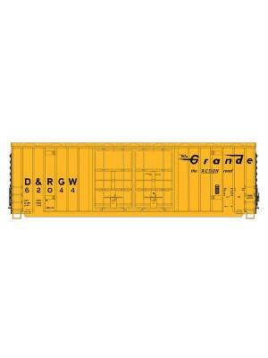 intermntn 4134001 d&rgw 50' high cube box