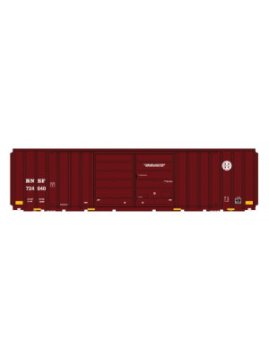 intermountain 8548318 bnsf dbl door boxcar