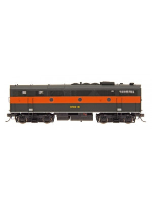 intermountain 49606s gn f3b dcc/snd