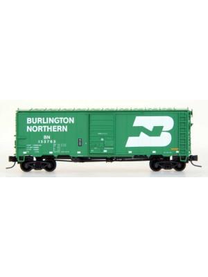intermountain 66019 Burlington Northern 40' boxcar