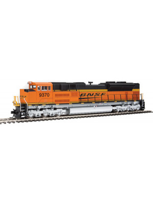 walthers 19845 bnsf sd70ace dcc/snd #9370