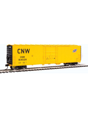 walthers mainline 2056 cnw 50' insul boxcar