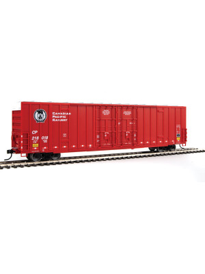 walthers mainline 2926 cp 60' hi-cube boxcar