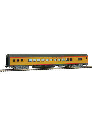 walthers mainline 30204 up 85' sm wndw coach