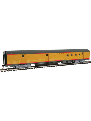 walthers mainline 30308 up 85' baggage/rpo