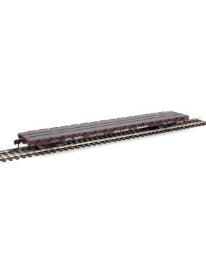 walthers mainline 5329 ottx 60' flatcar
