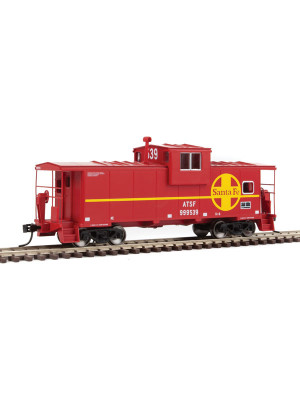 walthers 8701 santa fe wide vision caboose