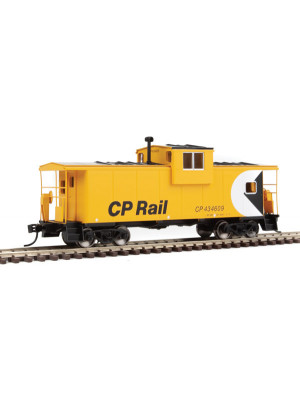 walthers mainline 8703 cp wide vision caboose
