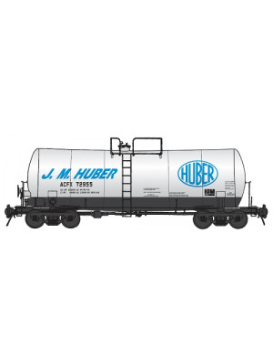 walthers 920-100126 jm huber tank car