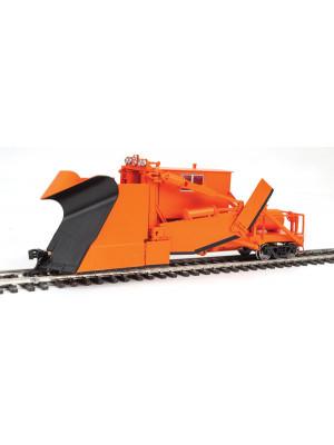walthers 110115 mow jordan spreader orange
