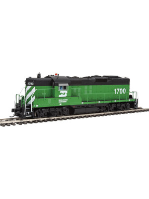 walthers 40874 bn gp9 dcc/snd #1700