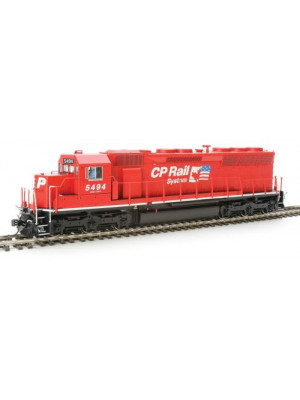 walthers 41069 cp sd45 w/dcc & sound #5494