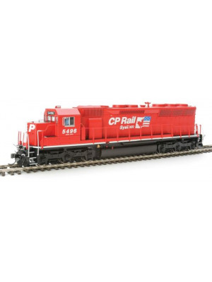 walthers 920-41070 cp sd45 w/dcc & sound #5496