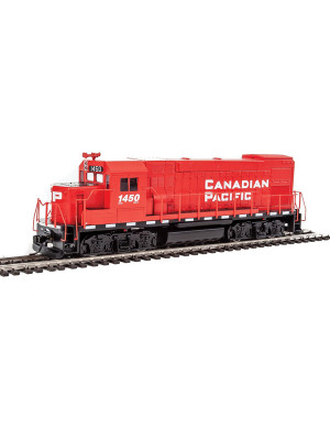 walthers trainline 2501 cp gp15 dc version