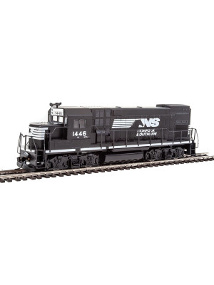 walthers trainline 2504 ns gp15 dc version